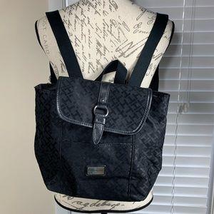 Tommy Hilfiger Mini Black backpack